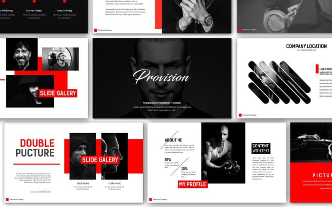 create impressive powerpoint presentation with advanced animation