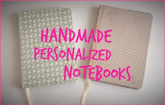Make Personalized Notebooks Any Size