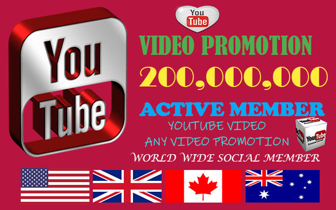 promote organic viral youtube video promotion super fast