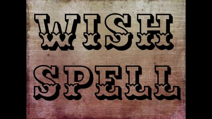 make one wish come true permanently 24hrs wish spell