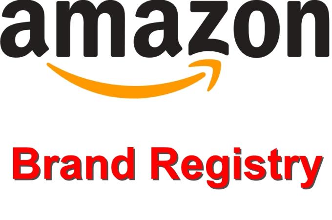 amazon brand registry trademark