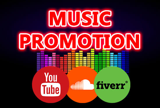 Do Youtube Music Video Promotion By Sellerbd