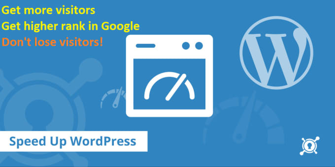 Speed up your wordpress site get faster loading time by Biad
