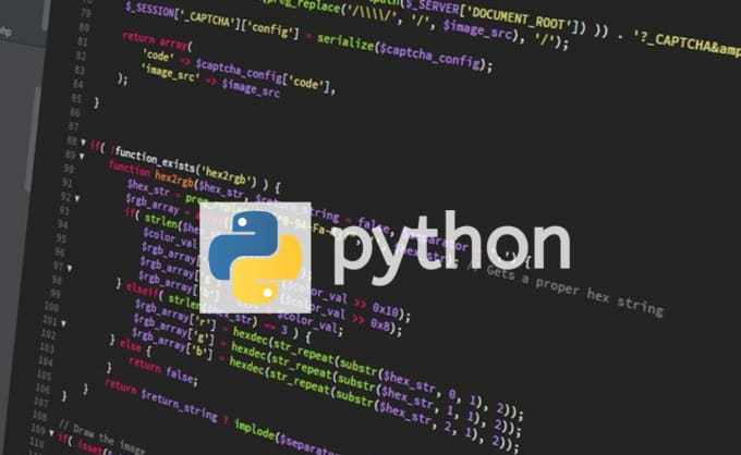 do coding and provide solutions using python language