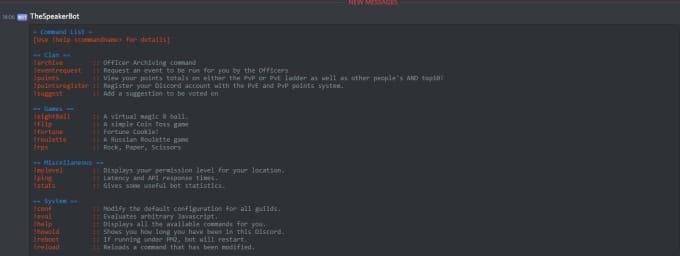 create you a custom discord bot