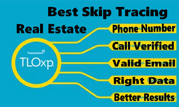 use tool tloxp skip tracing for real estate business