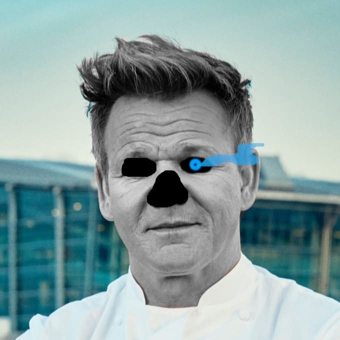 Thefellowone I Will Attempt To Photoshop Anyone Into Sans From Undertale For 5 On Www Fiverr Com