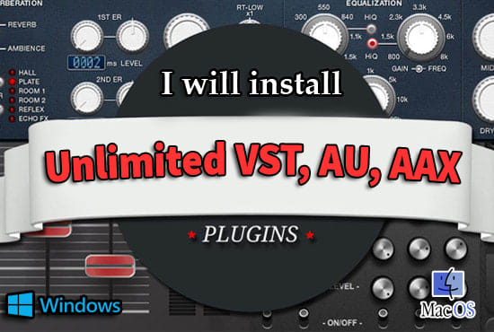 help you to download or install any vst plugins and daw
