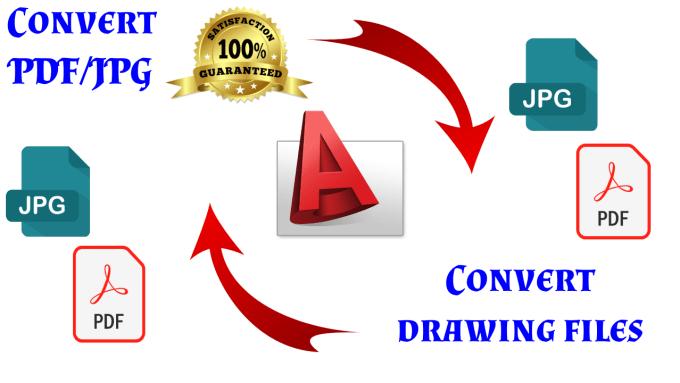 conversion jpeg dxf