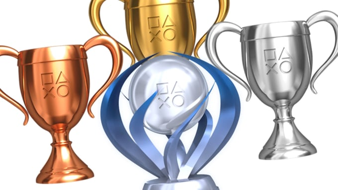 platinum trophies for you on playstation games