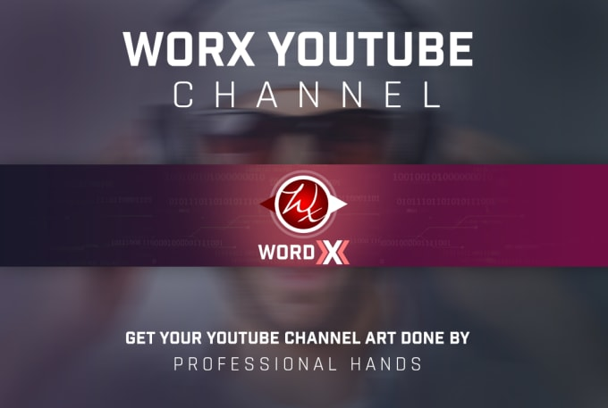 Design Your Youtube Channel Art
