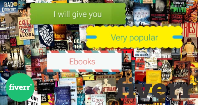 give you new ebooks cheap price