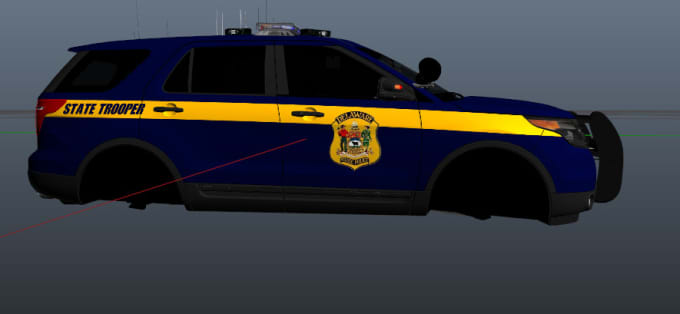 steele556 : I will create liveries for police vehicles on fivem for $5 on  www fiverr com