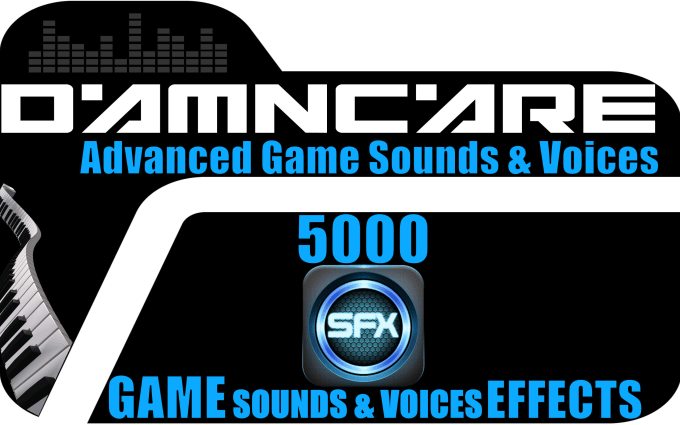 send 5000 game sound effects royalty free