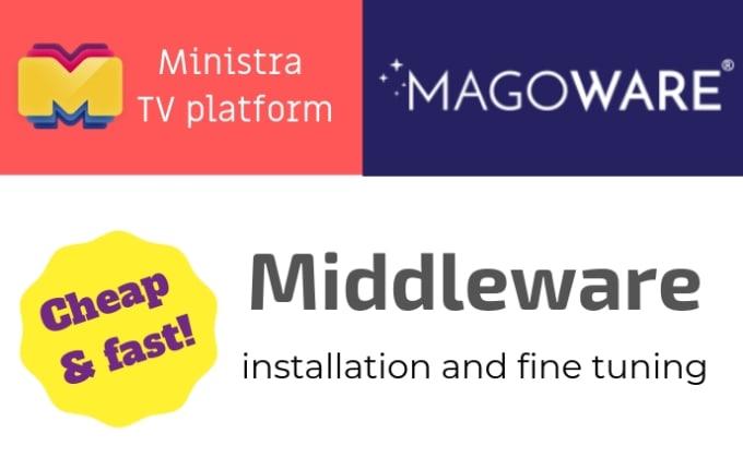 install iptv platform on your server