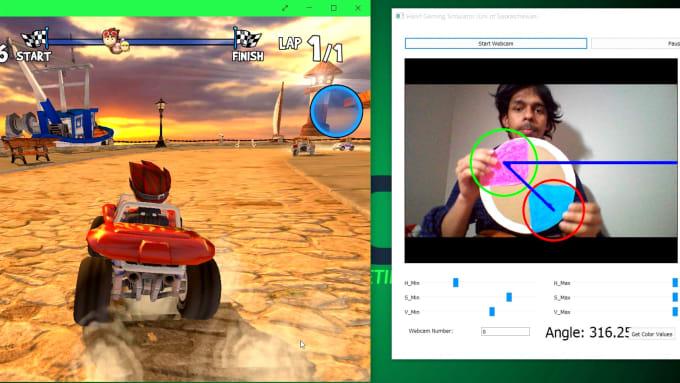 Opencv Webcam Python