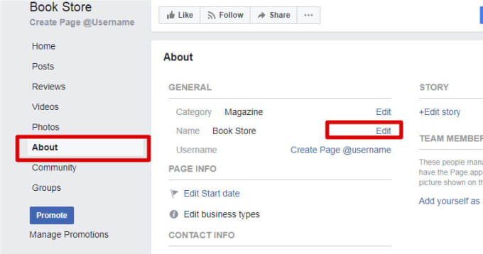 Learn These How To Change Fb Page Name Youtube {Swypeout}