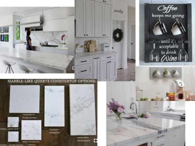 Nicolef0629 I Will Create Interior Design Mood Boards For Your Rooms For 10 On Wwwfiverrcom
