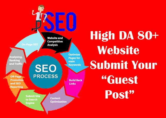 publish high quality guest post on high da 80 plus