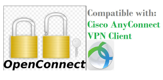 setup anyconnect compatible SSL vpn server on linux for remote workers