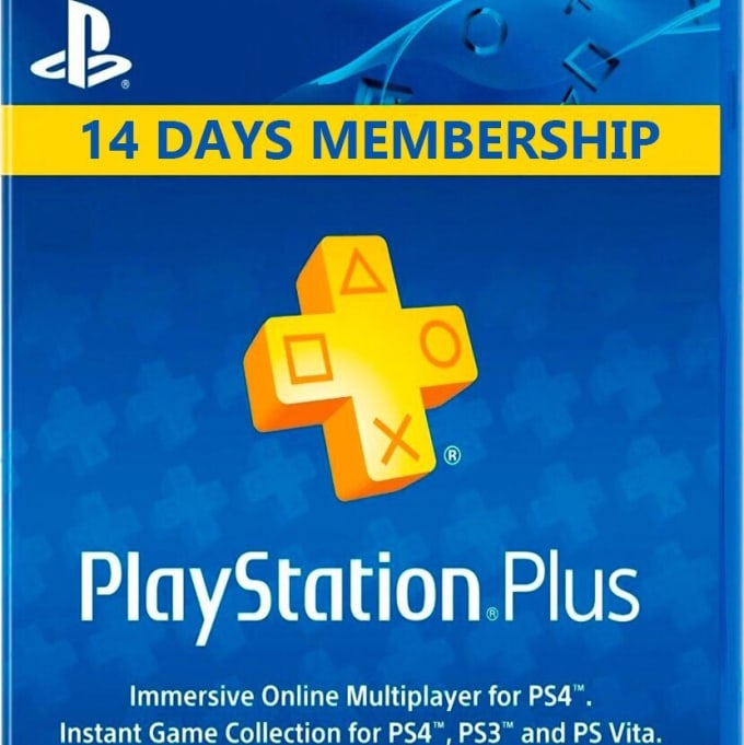 azharsalim : I will 14 day playstation plus membership for $5 on  www fiverr com