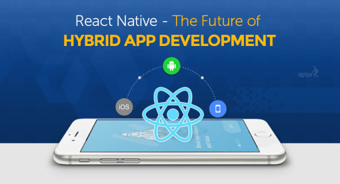 develop mobile app using react native expo