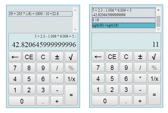 user_001 : I will sell calculator developed in javascript htm css jquery  for $110 on www fiverr com