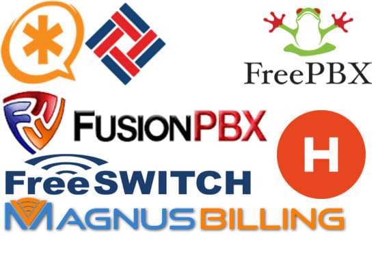 install astpp,asterisk,a2billing,freepbx,vicidial,mbilling for you