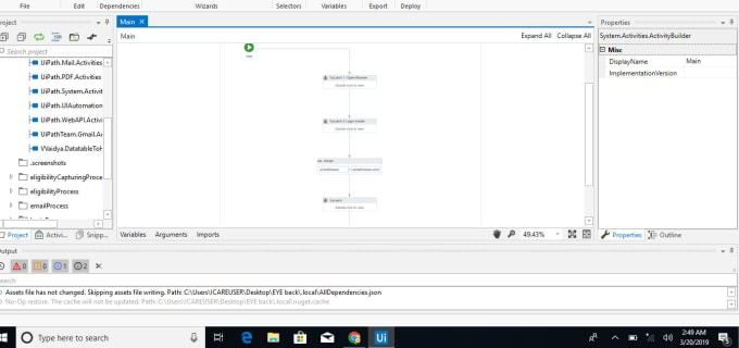 Uipath Screenshot Whole Screen