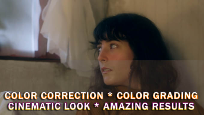 do color correction and grading to your video