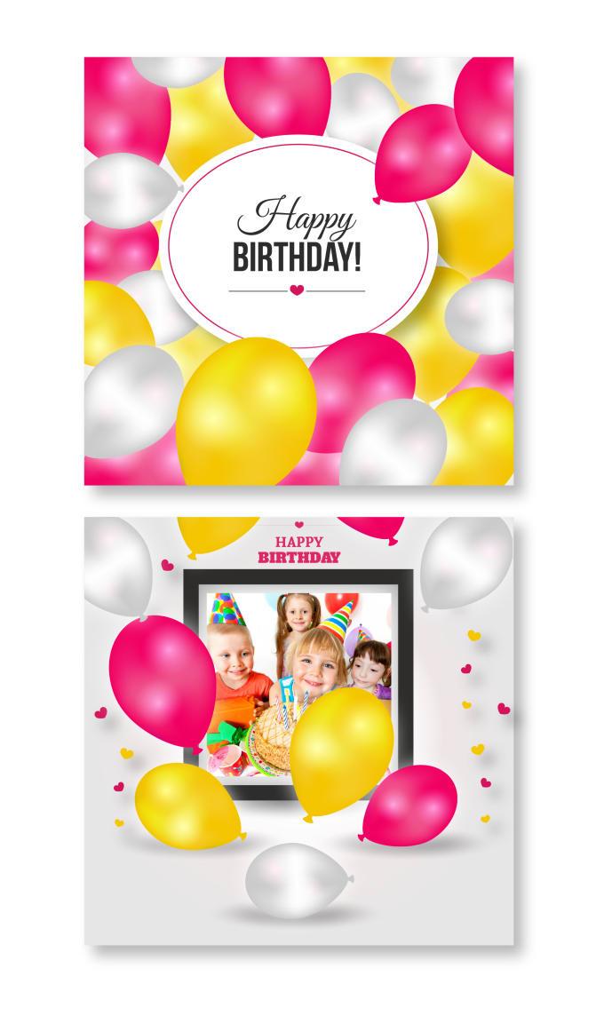 Create A Custom Designed Birthday Card