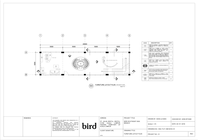 hang_lm : I will provide 2d plan section and elevation drawings in autocad  for $15 on www fiverr com