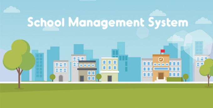 show demo and install a school management software