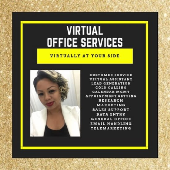 mariaf21 : I will provide virtual office services for a fraction of the  price for $15 on www fiverr com