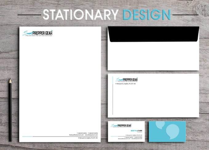 Create business card letterhead and envelop design in 1day by create business card letterhead and envelop design in 1day reheart Images