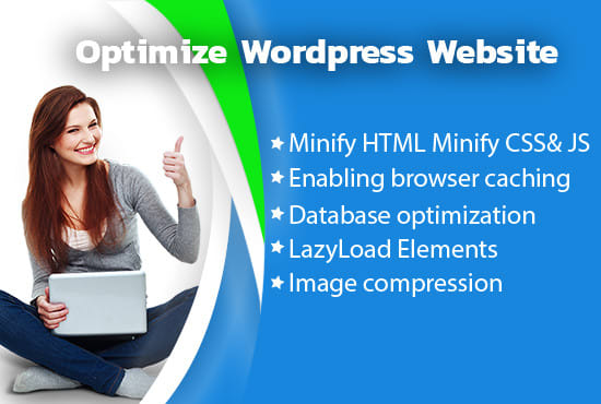Do wordpress speed optimization by Logics_buffer