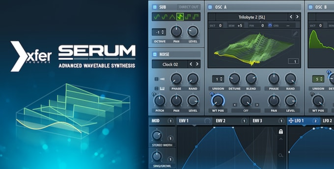 provide you with more than 7 gb of serum presets, noises and wavetables