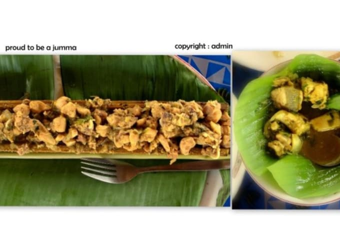 changma : I will give you 2 best Chakmas cooking recipes for your dinner  and lunch special item for $5 on www fiverr com