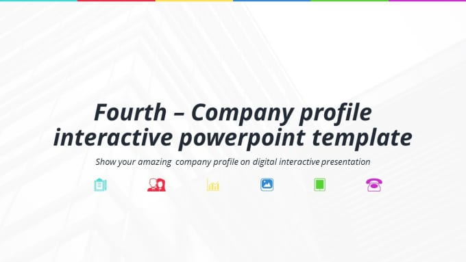 Create A Microsoft Office Powerpoint Corporate Template By Troublehunter