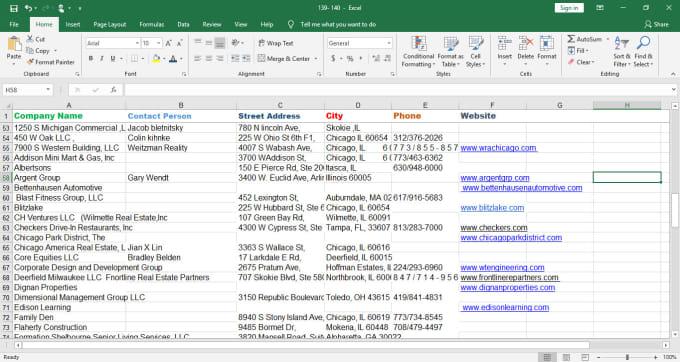 do all type of data entry,data scraping, data mining