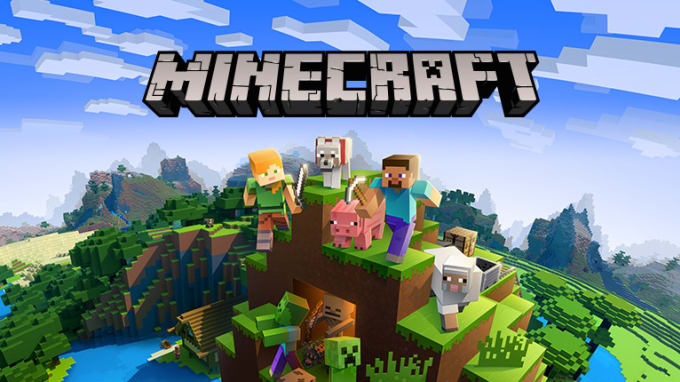 play minecraft building,skins,pvp,servers,minigames anything you want