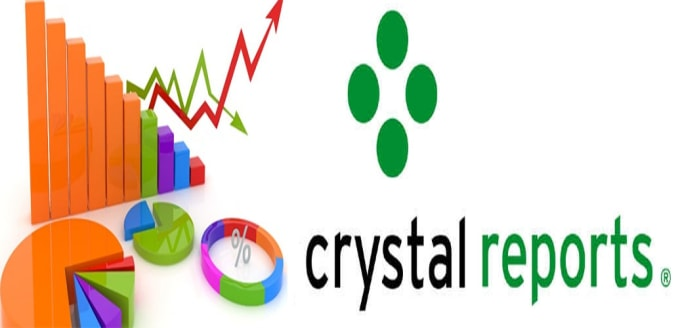 do any job in crystal report
