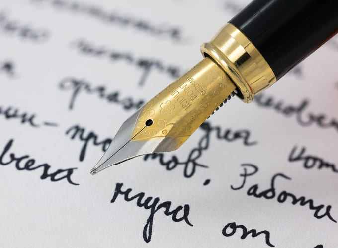 Shubhamdhuri I Will Type All Your Letter Blogs Email Hard Copy To Computer Copy 1 For 100 On Www Fiverr Com
