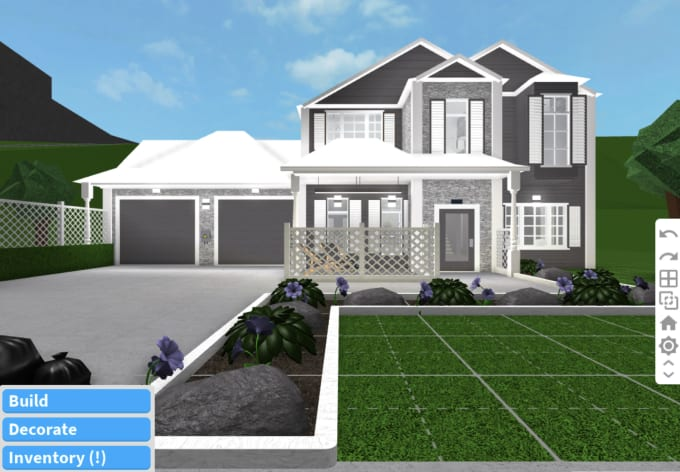 Build And Design A Family Or Rp Home In Bloxburg By Mac Rose