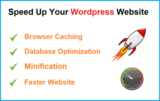 Optimize and speed up your wordpress website in 24hrs by Stv