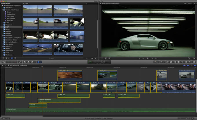 draconm : I will do video editing of any kind in premier pro for $20 on  www fiverr com