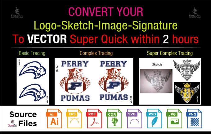 create vector tracing super quick