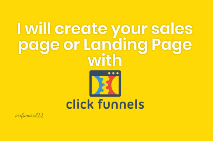 Fascination About How To Create A Landing Page In Clickfunnels