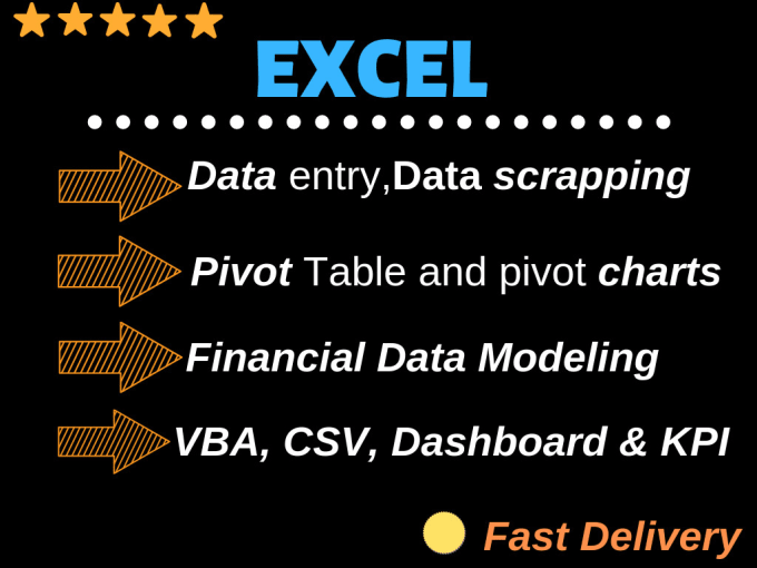 do data entry on excel,vba,pdf to excel,spreadsheet editing