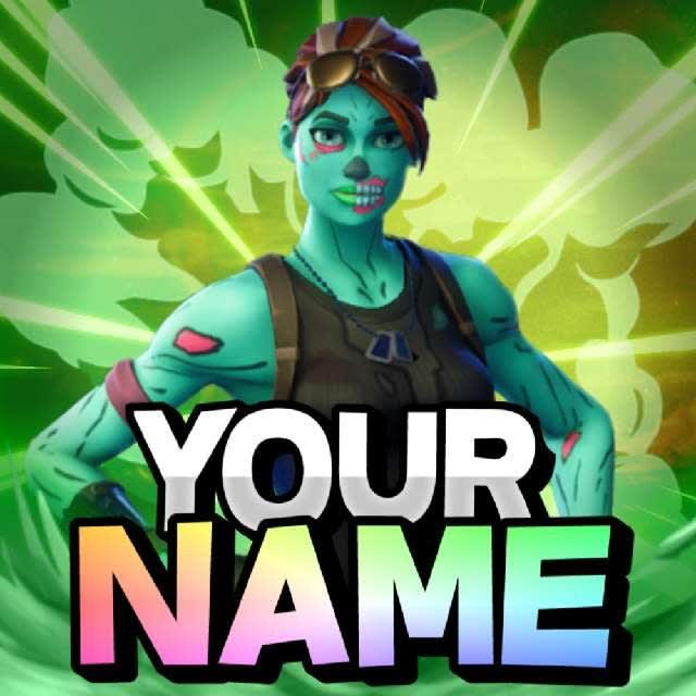 Make You A Cool Fortnite Banner Profile Pic